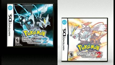 Pokémon Black Version 2 Pokémon White Version 2 - Teaser Trailer - DS.mp4
