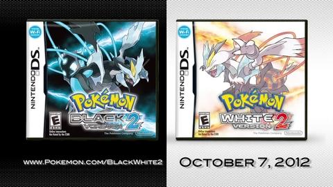 Pokemon Noir/blanc 2- Trailer