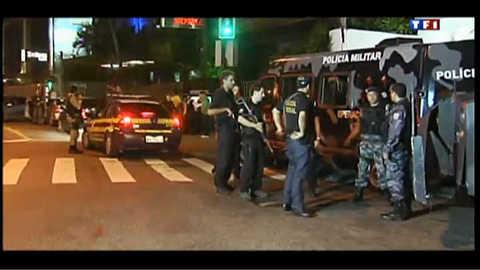 La police prend le contrôle de la plus grande favela du Brésil