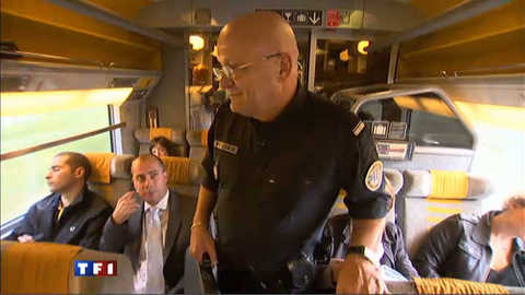 Policier à la retraite, il donne un coup de main aux forces de l'ordre