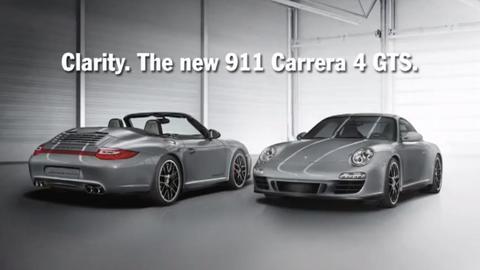 Porsche 911 Carrera 4 GTS : la présentation officielle !