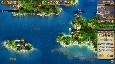 Port Royale 3 - Tutorial 1 - PC.mp4