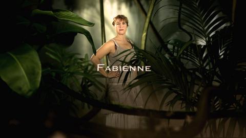 """Le portrait de Fabienne : """"2 fois plus de motivation, pour prouver que je suis capable de remporter l'épreuve d'orientation... Et bien plus encore !"""""""