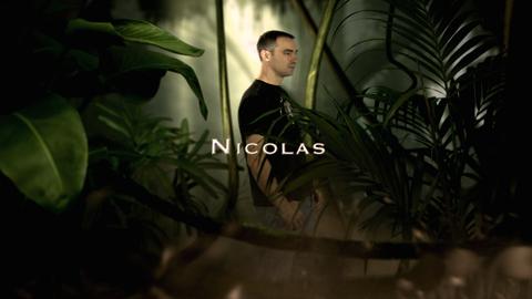 """Le portrait de Nicolas : """"Je laisse le panache aux autres mais à la fin ce que je veux c'est le trophée"""""""