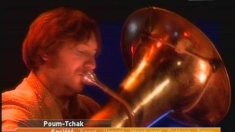 Poum Tchak : Monofocus (Live)