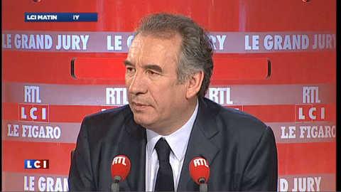 """Pour Bayrou, la fin de l'euro """"est possible"""""""