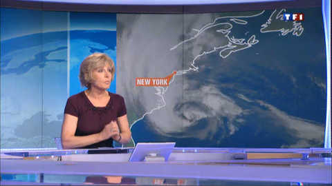 Pourquoi l'ouragan Sandy est-il si dangereux ?