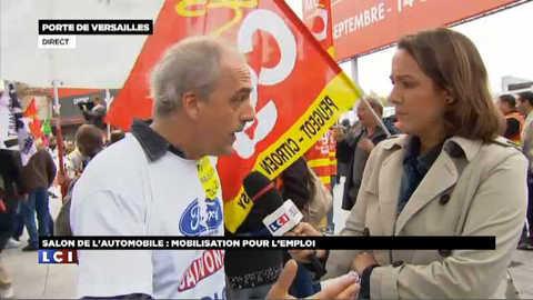 """Poutou : """"Il faut créer un rapport de force pour répondre à l'urgence sociale"""""""