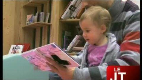 Le premier festival de lecture pour bébé (Bonneville)