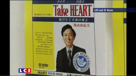 Le Premier ministre japonais ancien crooner romantique (LCI est @ Vous)