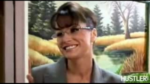 Premiere minute de film hot de Sarah Palin