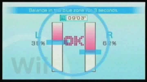 Présentation Wii Fit & Interview Grégory Tizon