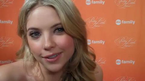 Pretty Little Liars - Interview d'Ashley Benson (Hanna) par JSYK