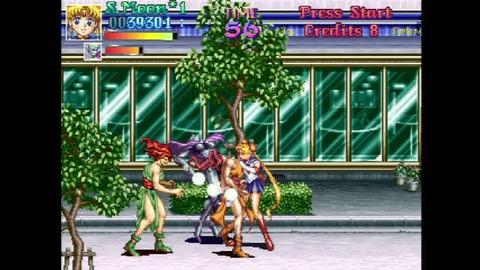 Pretty Soldier Sailor Moon - Showroom - Arcade