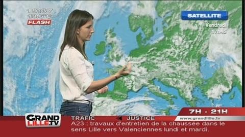 Les Prévision Météo du 30 et 1er mai 2011