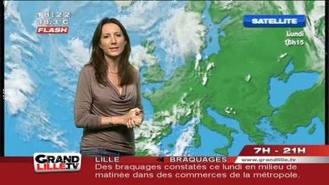 Les Prévisions Météo du 19 juin 2012 (Lille)