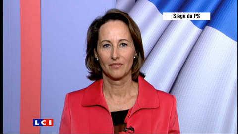 """Primaire : Ségolène Royal veut dire """"sa vérité"""""""