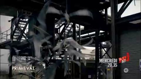 PRIMEVAL - LES PORTES DU TEMPS : Le Final mercredi 20H35 sur NRJ 12 (21/03/12)
