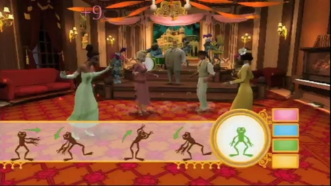 La Princesse et la Grenouille - PC- Wii- DS - Trailer