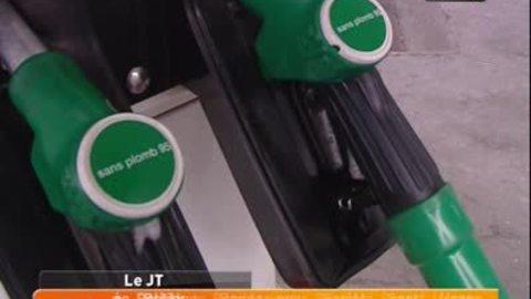 Le prix de l'essence en baisse?