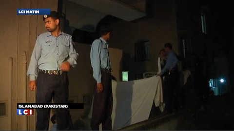 Les proches de ben Laden expulsés du Pakistan : les images