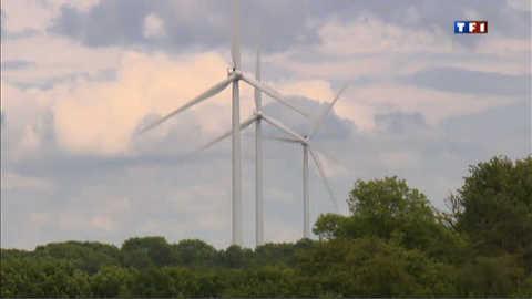 Un projet éolien s'attire les foudres en Bourgogne