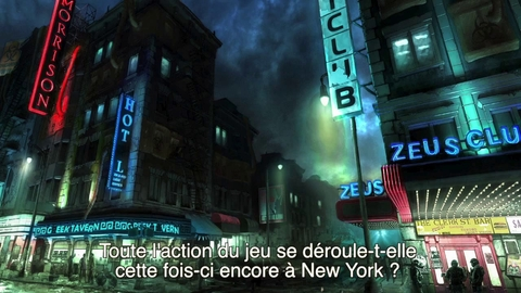 Prototype 2 - Backstage Interview - FR - PS3 Xbox360