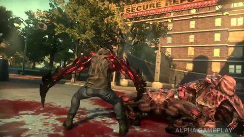 Prototype 2 - Dev Diary 2 - Combat - FR - PS3 Xbox360 PC.mp4