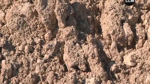 La Provence touchée par la sécheresse