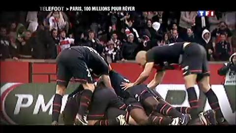 PSG : Paris, 100 millions pour rêver (18/03/2012)