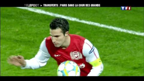 Le PSG vu par les experts du Mercato (15/04/2012)