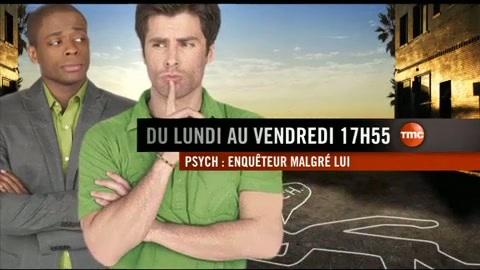 Psych : Enquêteur malgré lui (Bande-Annonce)
