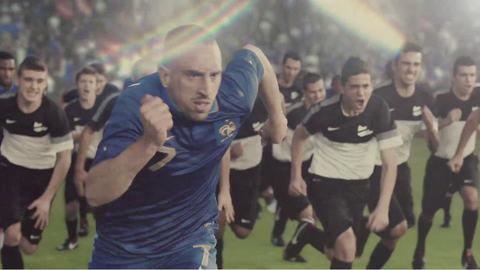 Pub : NIKE pour l'EURO 2012