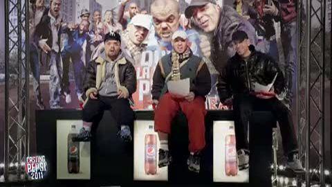 Pub Pepsi - Eric Cantona  Les Kaira Shopping