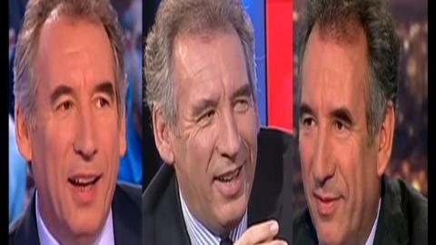 Qaund Bayrou annonce (encore) sa candidature pour 2012