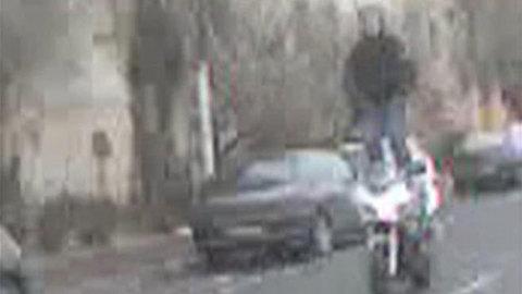 Quand Mohamed Merah filmait ses exploits en deux-roues