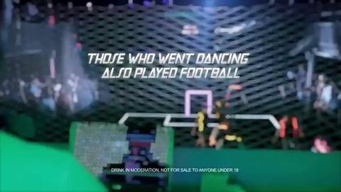 Quand le nightclub s'invite sur le terrain de football
