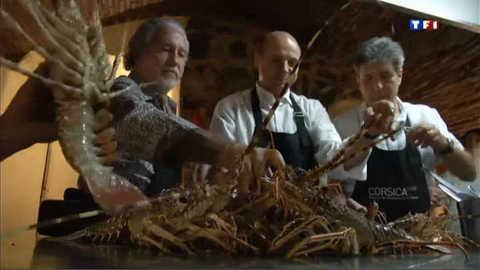 Quatre chefs étoilés à la découverte des spécialités Corse