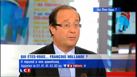 Qui êtes-vous... François Hollande