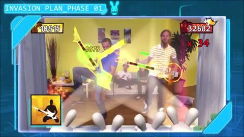 Rabbid Alive & Kicking - Augmented Reality Trailer - EN - Xbox360.mp4