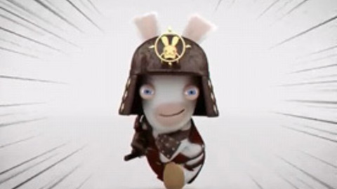 Rabbids Go to TGS 2009