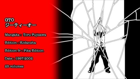 Raconte-Moi Un Manga n°10 - GTO
