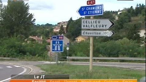 Des radars tronçons sur l'A47 (Rhône)