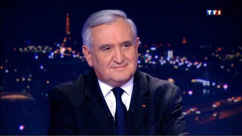"""Raffarin :  """"Pour l'heure, Sarkozy est possédé par la crise"""""""