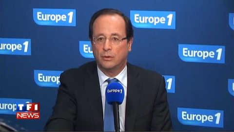 """Raid à Toulouse : """"Péchenard et Squarcini"""" devront être évalués dit Hollande"""