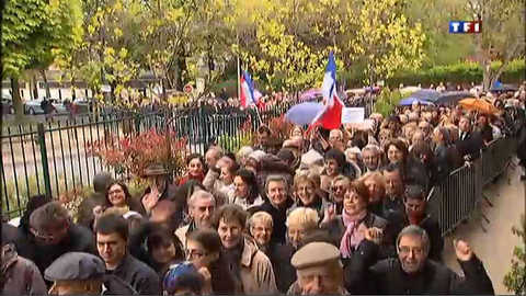 Au Raincy, Sarkozy prend l'avantage