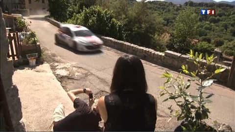 Le rallye de Corse, un moment d'amour entre habitants et pilotes