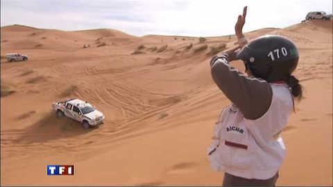 Le rallye des gazelles, une aventure inter génération
