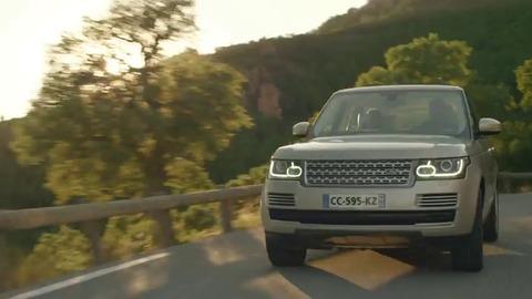 Range Rover 2013 : présentation officielle