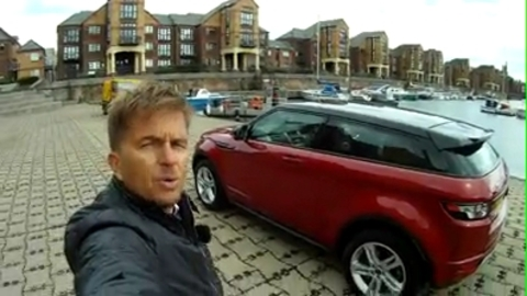 Range Rover Evoque : à l'essai dimanche dans Automoto !